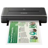 Printer Canon PIXMA iP110 + bateria