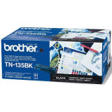 Original Toner Cartridge Brother TN-135BK (TN135BK) (Black) for Brother HL-4050 CDN