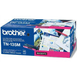 Original Toner Cartridge Brother TN-135M (TN135M) (Magenta) for Brother MFC-9440 CN