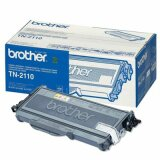 Original Toner Cartridge Brother TN-2110 (TN2110) (Black) for Brother DCP-7030