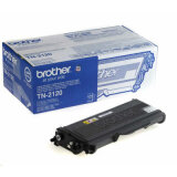 Original Toner Cartridge Brother TN-2120 (TN2120) (Black) for Brother HL-2140