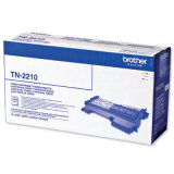 Original Toner Cartridge Brother TN-2210 (TN2210) (Black) for Brother HL-2240 D