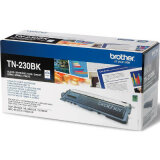 Original Toner Cartridge Brother TN-230BK (TN230BK) (Black) for Brother MFC-9120 CN