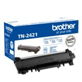 Original Toner Cartridge Brother TN-2421 (TN-2421) (Black) for Brother MFC-L2712 DN