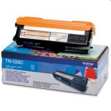 Original Toner Cartridge Brother TN-328C (TN328C) (Cyan) for Brother MFC-9970 CDW