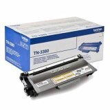 Original Toner Cartridge Brother TN-3380 (TN3380) (Black) for Brother DCP-8110 DN