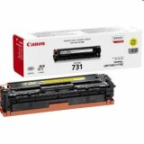 Original Toner Cartridge Canon CRG-731 Y (6269B002) (Yellow)