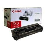 Original Toner Cartridge Canon FX-3 (1557A002BA) (Black) for Canon Fax L-4500