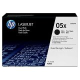 Original Toner Cartridge HP 05X (CE505X) (Black) for HP LaserJet P2050