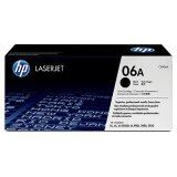 Original Toner Cartridge HP 06A (C3906A) (Black) for HP LaserJet 3100 XI