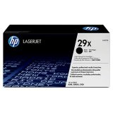 Original Toner Cartridge HP 29X (C4129X) (Black) for HP LaserJet 5000 N