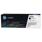 Original Toner Cartridge HP 312A (CF380A) (Black) for HP Color LaserJet Pro M476 DW