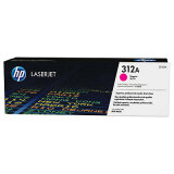 Original Toner Cartridge HP 312A (CF383A) (Magenta) for HP Color LaserJet Pro M476 DW