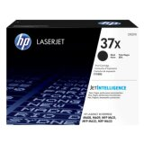 Original Toner Cartridge HP 37X (CF237X) (Black) for HP LaserJet Enterprise M608 X