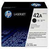 Original Toner Cartridge HP 42A (Q5942A) (Black) for HP LaserJet 4350
