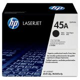 Original Toner Cartridge HP 45A (Q5945A) (Black) for HP LaserJet 4345 MFP