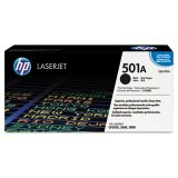 Original Toner Cartridge HP 501A (Q6470A) (Black) for HP Color LaserJet CP3505 DN