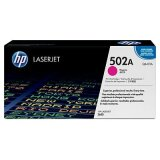 Original Toner Cartridge HP 502A (Q6473A) (Magenta) for HP Color LaserJet 3600 DN