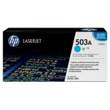 Original Toner Cartridge HP 503A (Q7581A) (Cyan) for HP Color LaserJet CP3505 DN