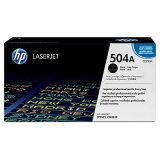 Original Toner Cartridge HP 504A (CE250A) (Black) for HP Color LaserJet CM3530 FS MFP