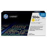 Original Toner Cartridge HP 504A (CE252A, CE252YC) (Yellow) for HP Color LaserJet CM3530 FS MFP