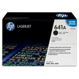 Original Toner Cartridge HP 641A (C9720A) (Black) for HP Color LaserJet 4610