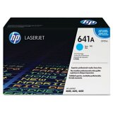 Original Toner Cartridge HP 641A (C9721A) (Cyan) for HP Color LaserJet 4610