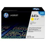 Original Toner Cartridge HP 641A (C9722A) (Yellow) for HP Color LaserJet 4600 HDN