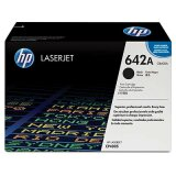 Original Toner Cartridge HP 642A (CB400A) (Black) for HP Color LaserJet CP4005 DN