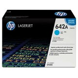 Original Toner Cartridge HP 642A (CB401A) (Cyan) for HP Color LaserJet CP4005 DN