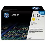 Original Toner Cartridge HP 642A (CB402A) (Yellow) for HP Color LaserJet CP4005 DN