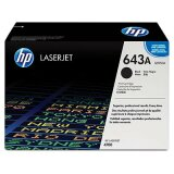 Original Toner Cartridge HP 643A (Q5950A) (Black) for HP Color LaserJet 4700 N