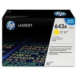 Original Toner Cartridge HP 643A (Q5952A) (Yellow) for HP Color LaserJet 4700 N