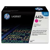 Original Toner Cartridge HP 643A (Q5953A) (Magenta) for HP Color LaserJet 4700 N