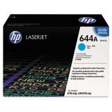Original Toner Cartridge HP 644A (Q6461A) (Cyan) for HP Color LaserJet CM4730 MFP