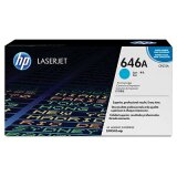 Original Toner Cartridge HP 646A (CF031A) (Cyan) for HP Color LaserJet Enterprise CM4540 F MFP