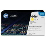 Original Toner Cartridge HP 646A (CF032A) (Yellow) for HP Color LaserJet Enterprise CM4540 F MFP