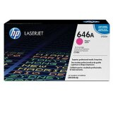 Original Toner Cartridge HP 646A (CF033A) (Magenta) for HP Color LaserJet Enterprise CM4540 F MFP