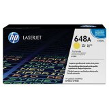 Original Toner Cartridge HP 648A (CE262A) (Yellow) for HP Color LaserJet Enterprise CP4525 XH