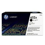 Original Toner Cartridge HP 652A (CF320A) (Black) for HP LaserJet Enterprise M680 F