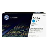 Original Toner Cartridge HP 653A (CF321A) (Cyan) for HP LaserJet Enterprise M680 F