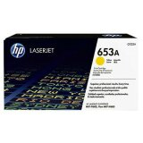 Original Toner Cartridge HP 653A (CF322A) (Yellow) for HP LaserJet Enterprise M680 F