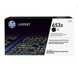 Original Toner Cartridge HP 653X (CF320X) (Black) for HP LaserJet Enterprise M680 F