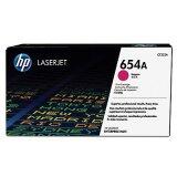 Original Toner Cartridge HP 654A (CF333A) (Magenta) for HP LaserJet Enterprise M651 N