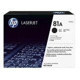 Original Toner Cartridge HP 81A (CF281A) (Black) for HP LaserJet Enterprise M604