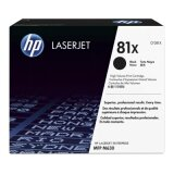 Original Toner Cartridge HP 81X (CF281X) (Black) for HP LaserJet Enterprise M630 H