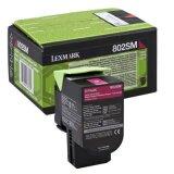 Original Toner Cartridge Lexmark 802SM (80C2SM0) (Magenta)