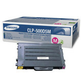 Original Toner Cartridge Samsung CLP-500D5M (Magenta) for Samsung CLP-550