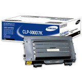 Original Toner Cartridge Samsung CLP-500D7K (Black) for Samsung CLP-550