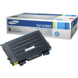 Original Toner Cartridge Samsung CLP-510D5C 5K (Cyan) for Samsung CLP-510